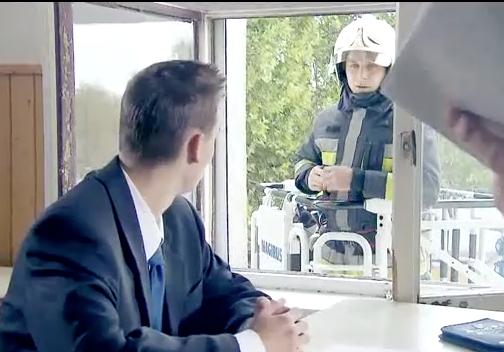 Közösségi szolgálat a katasztrófavédelemnél című videó előképe