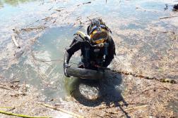Bajai tűzoltók a környezetvédelemért_1